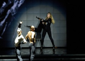 MDNA Tour Opening in Tel Aviv - HQ (7)