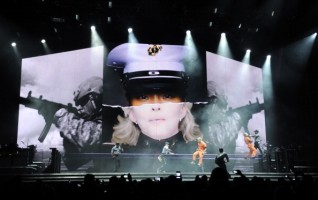 MDNA Tour Opening in Tel Aviv - HQ Part 3 (101)