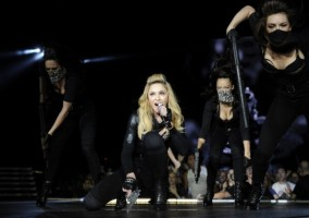 MDNA Tour Opening in Tel Aviv - HQ Part 3 (104)