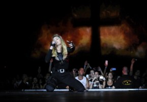 MDNA Tour Opening in Tel Aviv - HQ Part 3 (114)