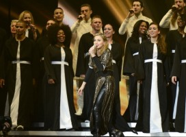 MDNA Tour Opening in Tel Aviv - HQ Part 3 (121)