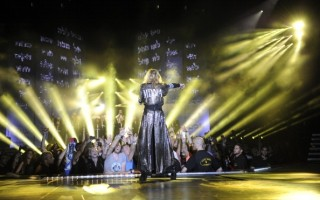 MDNA Tour Opening in Tel Aviv - HQ Part 3 (126)