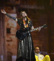 MDNA Tour Opening in Tel Aviv - HQ Part 3 (137)