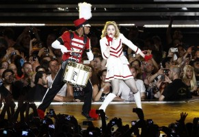 MDNA Tour Opening in Tel Aviv - HQ Part 3 (3)