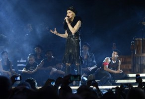 MDNA Tour Opening in Tel Aviv - HQ Part 3 (156)