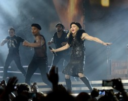 MDNA Tour Opening in Tel Aviv - HQ Part 3 (160)