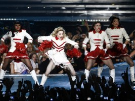 MDNA Tour Opening in Tel Aviv - HQ Part 3 (5)