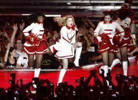 MDNA Tour Opening in Tel Aviv - HQ Part 3 (6)