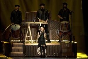 MDNA Tour Opening in Tel Aviv - HQ Part 3 (16)