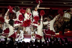 MDNA Tour Opening in Tel Aviv - HQ Part 3 (22)