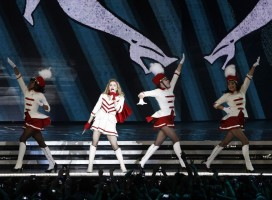 MDNA Tour Opening in Tel Aviv - HQ Part 3 (27)