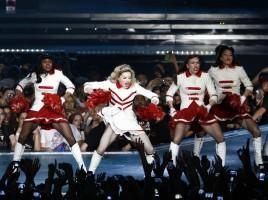 MDNA Tour Opening in Tel Aviv - HQ Part 3 (29)