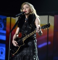 MDNA Tour Opening in Tel Aviv - HQ Part 3 (31)