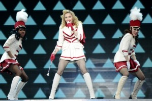 MDNA Tour Opening in Tel Aviv - HQ Part 3 (40)