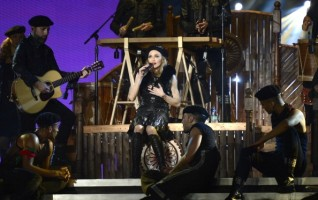 MDNA Tour Opening in Tel Aviv - HQ Part 3 (47)