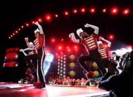 MDNA Tour Opening in Tel Aviv - HQ Part 3 (51)