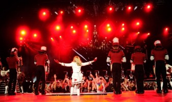 MDNA Tour Opening in Tel Aviv - HQ Part 3 (53)