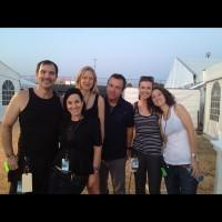 MDNA Tour Opening in Tel Aviv - Arianne Phillips (1)