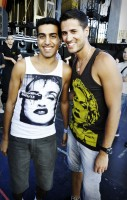 MDNA Tour Opening in Tel Aviv - Guy Oseary (6)