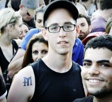 MDNA Tour Opening in Tel Aviv - Guy Oseary (7)