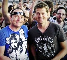 MDNA Tour Opening in Tel Aviv - Guy Oseary (11)