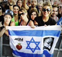 MDNA Tour Opening in Tel Aviv - Guy Oseary (13)
