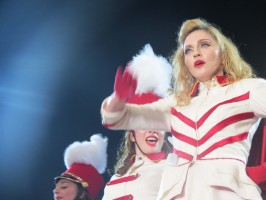 MDNA Tour - Abu Dhabi - 3 June - Alaa Part 2 (10)