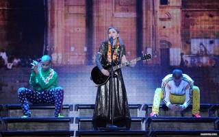Madonna MDNA Tour, Tel Aviv - 31 May 2012 - Kevin Mazur (11)