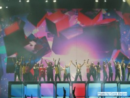 MDNA Tour - Istanbul - 7 June 2012 - Cenk Part 2 (6)