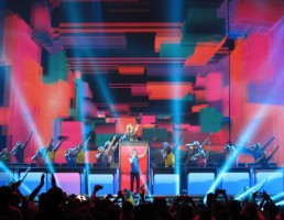 Madonna - MDNA Tour Istanbul - 7 June 2012 - Inci Erdogan (27)