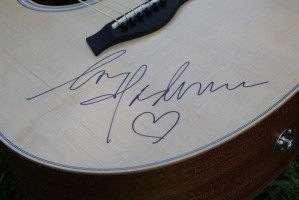 Madonna Autographed Guitar - Bidding For Good (1)