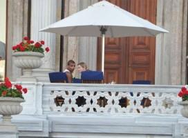 Madonna at the Ciragan Palace, Istanbul  - 8 June 2012 (4)
