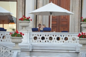 Madonna at the Ciragan Palace, Istanbul  - 8 June 2012 (15)