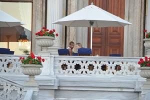 Madonna at the Ciragan Palace, Istanbul  - 8 June 2012 (16)