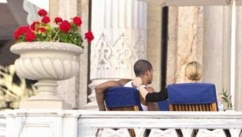 Madonna at the Ciragan Palace, Istanbul  - 8 June 2012 (17)