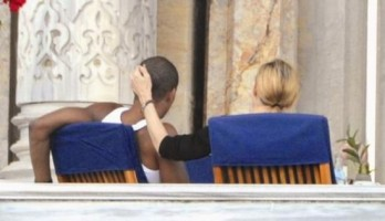 Madonna at the Ciragan Palace, Istanbul  - 8 June 2012 (18)
