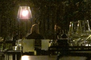 Madonna and Brahim Zaibat at the Molto restaurant - 10 June 2012 (25)