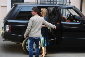 Madonna out and about in Rome - 12 June 2012 (6)