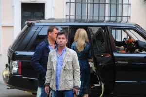 Madonna out and about in Rome - 12 June 2012 (8)