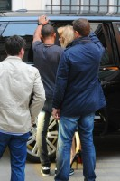 Madonna out and about in Rome - 12 June 2012 (11)