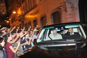 Madonna out and about in Rome - 12 June 2012 (13)