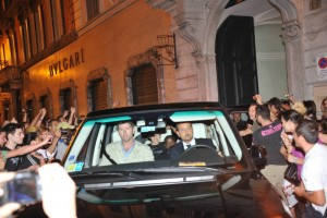 Madonna out and about in Rome - 12 June 2012 (14)