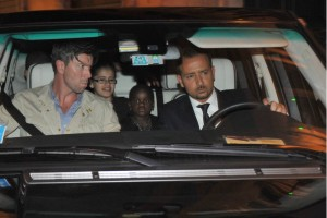 Madonna out and about in Rome - 12 June 2012 (18)
