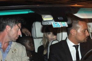 Madonna out and about in Rome - 12 June 2012 (20)