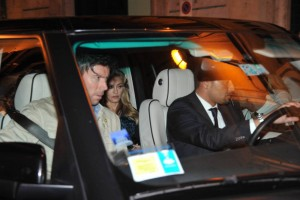Madonna out and about in Rome - 12 June 2012 (23)