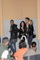 Madonna out and about in Rome - June 2012 (1)