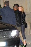 Madonna out and about in Rome - June 2012 (2)