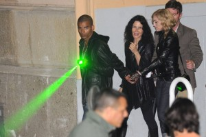 Madonna out and about in Rome - June 2012 (5)