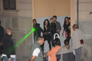 Madonna out and about in Rome - June 2012 (6)