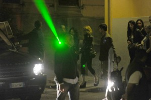 Madonna out and about in Rome - June 2012 (7)